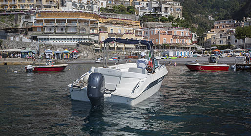 Lucibello  - Boat Tour of the Amalfi Coast - Half Day