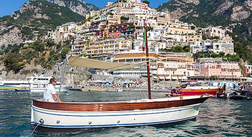 Lucibello  - Tour in gozzo privato della Costiera Amalfitana (4 ore)