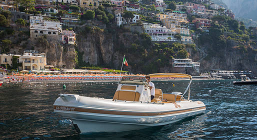 Lucibello  - Boat Transfer from Positano to Amalfi, Sorrento, etc