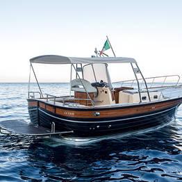 Lucibello  - Boat Tour of Capri + Amalfi Coast