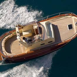 Joe Banana Limos - Boat - Romantico giro in barca al tramonto