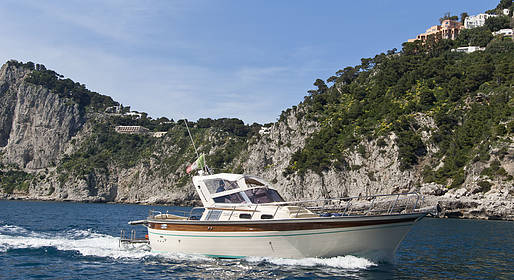 Plaghia Charter - Half-day Boat Tour of the Amalfi Coast