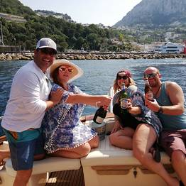 Plaghia Charter - Shared Boat Tour from Positano to Capri