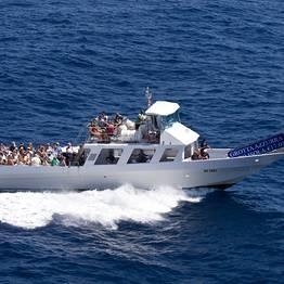 Laser Capri - Linea marittima: Sorrento - Capri