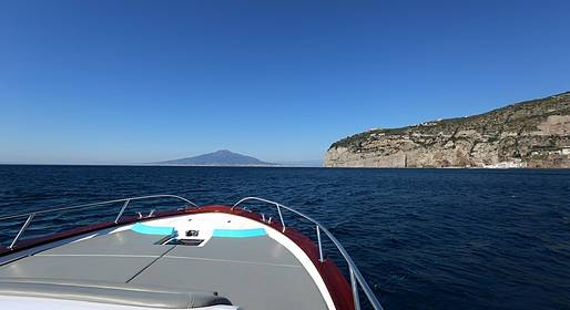 You Know! - Capri Sea-Fishing Experience from Sorrento with Lunch