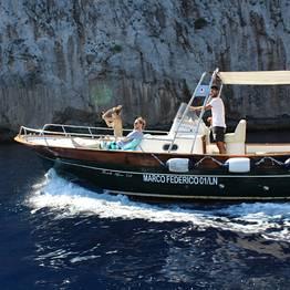 Capri Boat Service - Gozzo Fratelli Aprea 7.50
