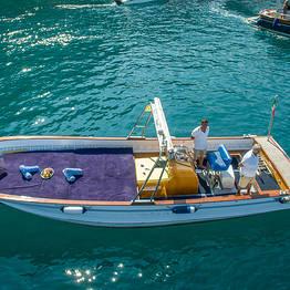 Capri Boat Service - Lancia