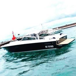 Capri Boat Service - Itama 38