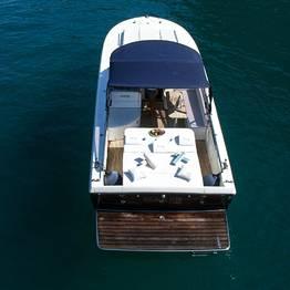Capri Boat Service - Itama 40