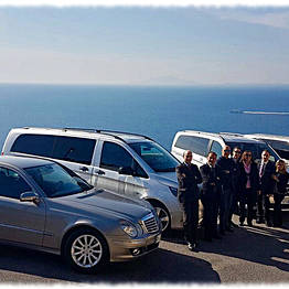 Astarita Car Service - Private Transfer from Naples to Positano or Vice Versa