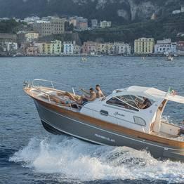 Restart Boat - Acquamarina 28