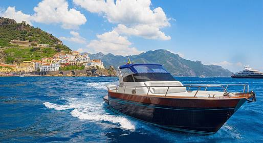 Restart Boat - Ischia Tour by boat
