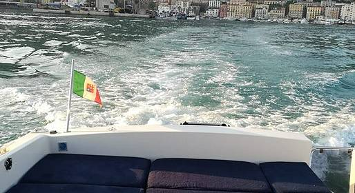 Grassi Junior Boats - Amalfi Coast Boat Tour by Speedboat Itama 38