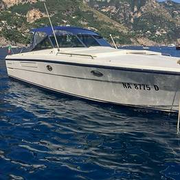 Grassi Junior Boats - Private Capri Boat Tour - Speedboat itama38