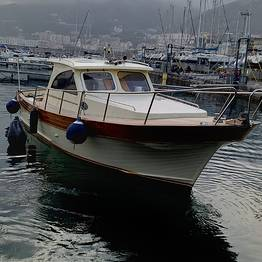 Grassi Junior Boats - Crociera al tramonto in Costiera Amalfitana