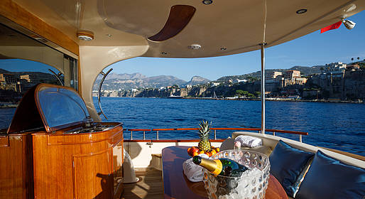 Restart Boat - Capri and Amalfi Coast Private Cruise