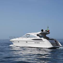 Plaghia Charter - Tour in Costiera Amalfitana con yacht Della Pasqua 50