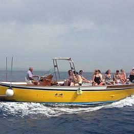 Capri Whales - Small-Group Capri Boat Tour w/Swim