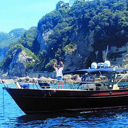 MBS Blu Charter - Positano and Amalfi: Boat Tour from Sorrento