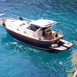 MBS Blu Charter - Amalfi e Positano: tour in barca in piccoli gruppi