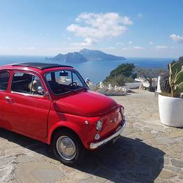 Enjoy Bike Sorrento - Amalfi Coast Photo Tour by Vintage Fiat 500