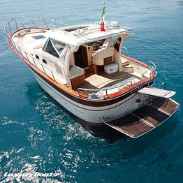Positano Luxury Boats  - Aprea Sorrento 32