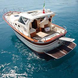 Positano Luxury Boats  - Aprea Sorrento 32