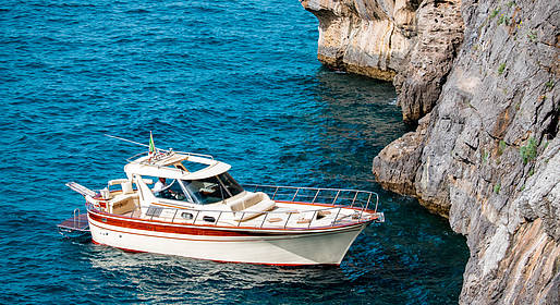 Positano Luxury Boats  - Costiera Amalfitana: luxury tour in barca privata