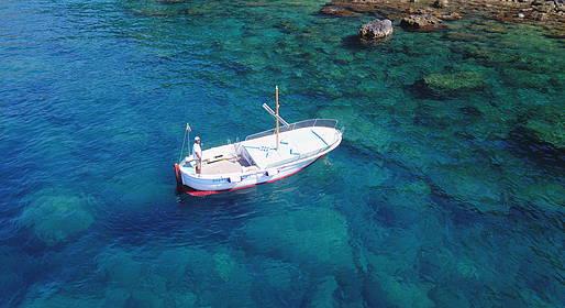 Capri Blue Wave - Capri: giro dell'isola in barca
