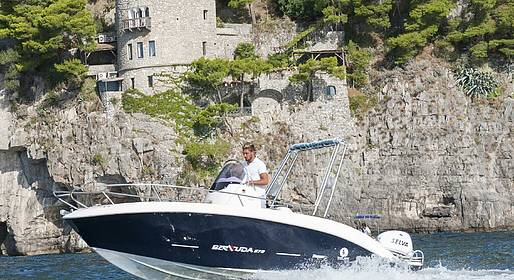 Grassi Junior Boats - Private Tour of Capri from Positano, Praiano or Amalfi