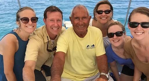 """Capri Whales - Capri Boat Tour with """"Gennarino, The Legend"""""""