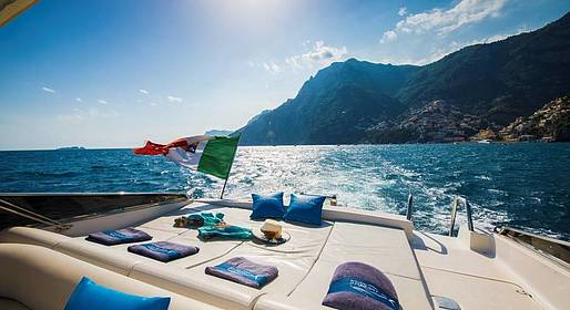 Lucibello  - Boat Tour of Capri: Full Day