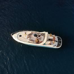 Charter System  - Capri Private Speedboat Tour