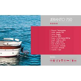 Buyourtour - Jeranto 750