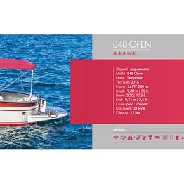 Buyourtour - Acquamarina 848 Open
