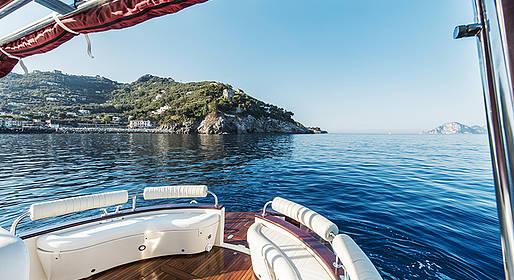 Buyourtour - Private Boat Tour from Sorrento to Capri and Positano