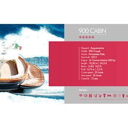 Buyourtour - Acquamarina 900 Cabin