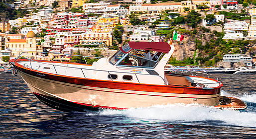 Positano Luxury Boats  - Selfie Sunset Tour Experience - Group