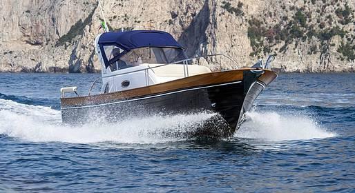 Misal Sorrento Boat Charter - Amalfi e Positano classic tour 100% Italian Style