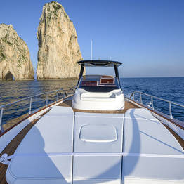 "Misal Sorrento Boat Charter - ""Special Capri Dream Tour""  for Couples Only"