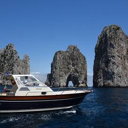 Lubrense Boats - Capri For Lovers: Private Sunset Minicruise