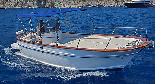 Lubrense Boats - Sunset tour privato in barca in Penisola Sorrentina