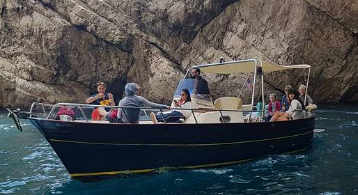 Lubrense Boats - Positano, tour privato in barca con skipper