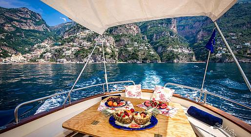 Sea Living - Private Boat Tour: Positano to the Amalfi Coast (4 Hrs)