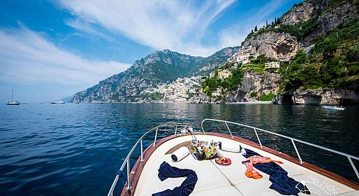 Sea Living - Amalfi Coast Sunrise Boat Tour