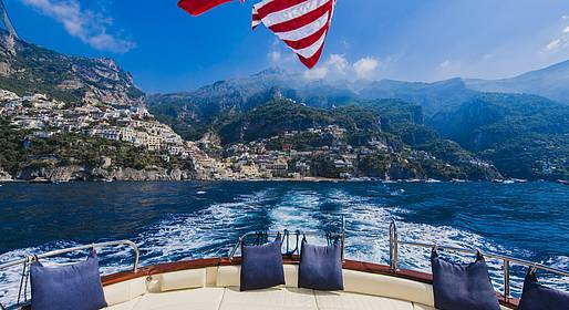 Sea Living - Transfer privato Positano - Salerno in gozzo