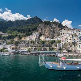 Gruppo Battellieri Costa d'Amalfi - Tour in barca a Positano e Grotta dello Smeraldo