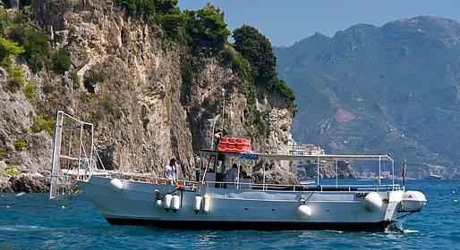 Gruppo Battellieri Costa d'Amalfi - Transfer via mare per spiagge di Duoglio e Santa Croce