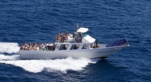 Laser Capri - Linea marittima: Capri - Sorrento