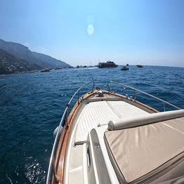 Crapolla Charter - Tour privato in barca ad Amalfi con o senza light lunch
